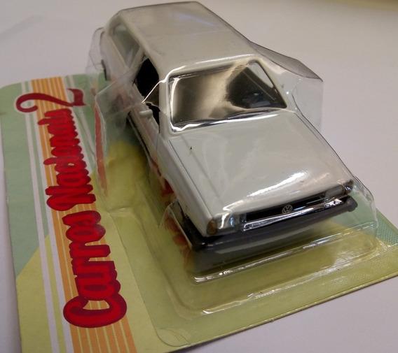 Volkswagen Parati 1983 - Carros Brasileiros - Nacionais 1