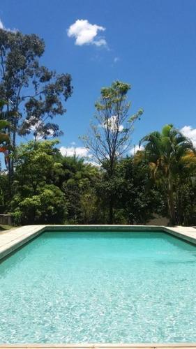 Imagem 1 de 30 de Chácara À Venda, 3500 M² Por R$ 1.696.000 - Parque Jatibaia (sousas) - Campinas/sp - Ch0245