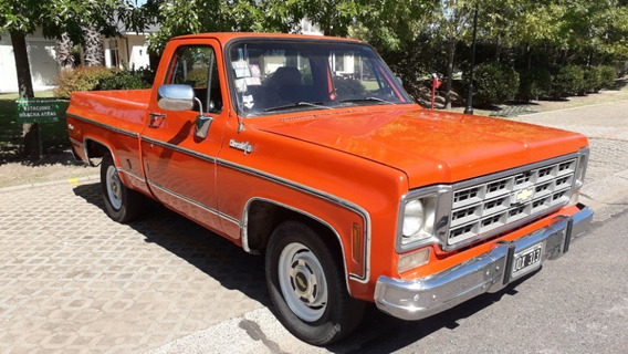Pickup Chevrolet 10 - Original - Para Coleccionar