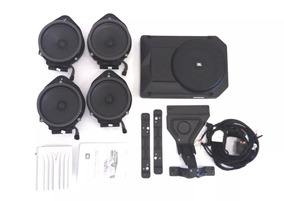 Kit Sistema Jbl Car Sound Experience Onix - Pç 52157715