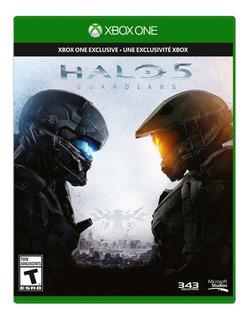 Videojuego Halo 5 Guardians Para Xbox One