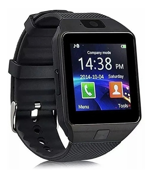 Smart Watch Dz09 Reloj Celular Con Camara
