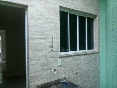 Excelente Casa Duplex De 2 Quartos Em Braz De Pina - 76155