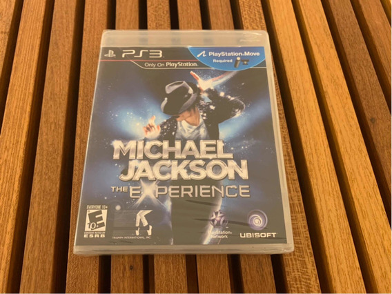 Jogo Playstation 3 Michael Jackson The Experience