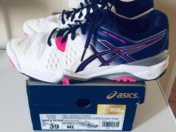 Asics Gel Resolution 6. N39