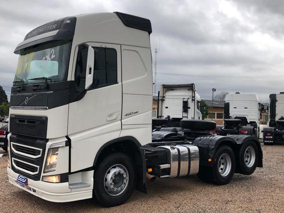 Volvo Fh 460 6x2 Ano 2017 Trucado