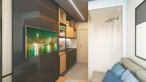 Exclusivo Apartamento 33m² Para Investimento Ou Moradia. - Sf31087