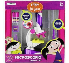 Microscópio - O Show Da Luna - Multikids