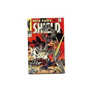 Nick Fury, Agente De Shield