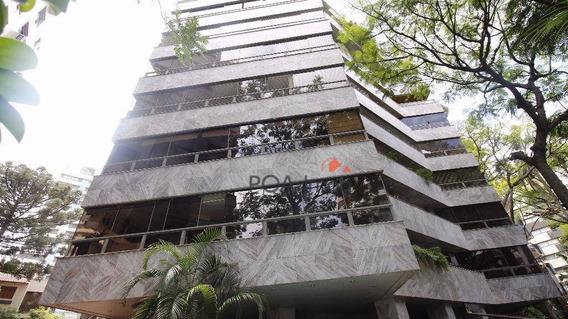 Apartamento Residencial Para Locação, Petrópolis, Porto Alegre. - Ap0952