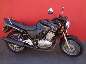 Cb 500 2003 Preta
