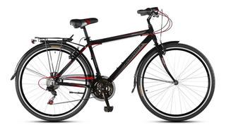 Bicicleta Aurora Spillo Rodado 28 Ultimo Modelo + Accesorios