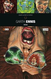 Diosa De Garth Ennis - Vertigo Ecc Comics - Robot Negro