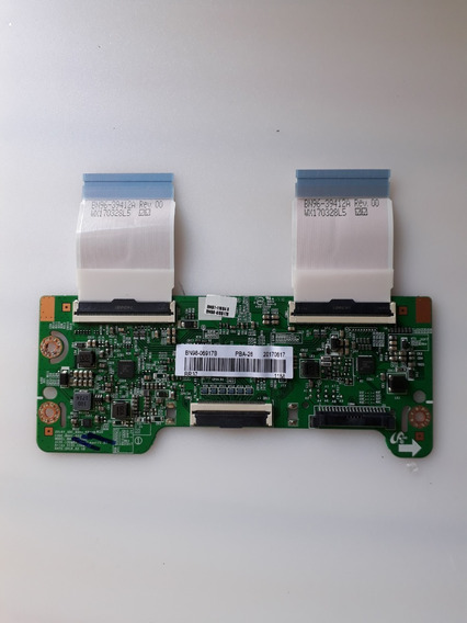 T-con Samsung Un48j5200 Ag Bn98-06143a Nova!