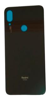 Tampa Traseira Tampa Da Bateria Xiaomi Redmi Note 7 - Preto