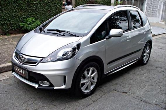 Honda Fit Twist 1.5 Flex Automatico Prata 2014