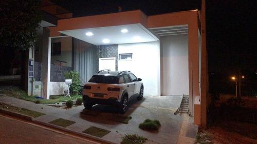Imagem 1 de 17 de Casa Com 3 Dormitórios À Venda, 90 M² Por R$ 480.000 - Condominio Golden Park Residence Ii - Sorocaba/sp - Ca2147