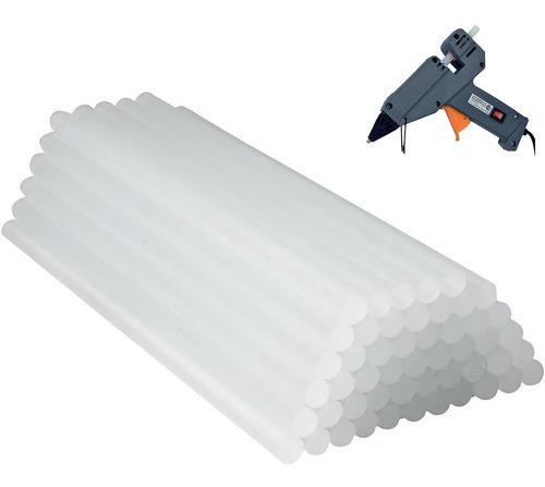 Barras Silicona Adhesiva Gruesa Para Hot Melt X24 Unidades