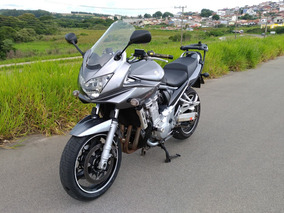 Suzuki Bandit 1250 S Prata 2009 - R$ 18.500,00