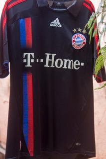 Camisa Bayern De Munique Original Usada