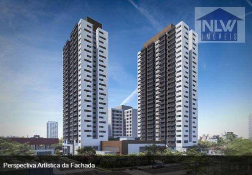 Apartamento Com 3 Dormitórios À Venda, 84 M² Por R$ 785.000,00 - Tatuapé - São Paulo/sp - Ap2354
