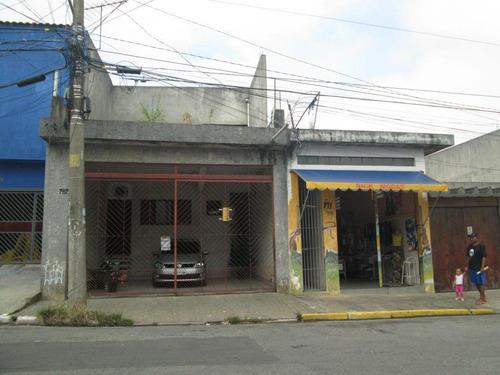 Casa Residencial À Venda, São Mateus, São Paulo - Ca1369. - Ca1369