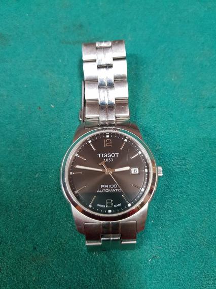 Reloj Tissot Automatico Original Pr 100 Buen Estado