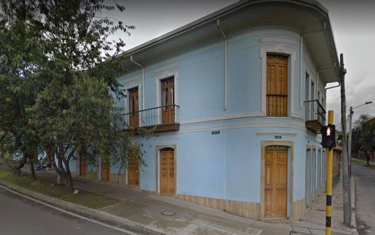 casa en venta en bogota candelaria - 3.500.000.000 en mercado libre