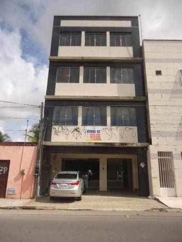 Imagem 1 de 7 de Prédio Comercial Para Alugar Na Cidade De Fortaleza-ce - L12335