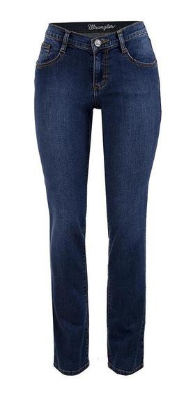 Jeans Vaquero Wrangler Mujer Cintura Baja U11