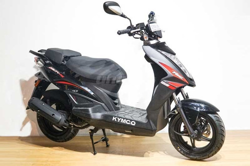 Imagen 1 de 13 de Kymco Agility 125 Rs Naked Scooter Solo Acelerar Automatica