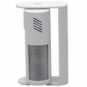 Sensor Anunciador Presença Foxlux 180+bateria 9v Ebomclima