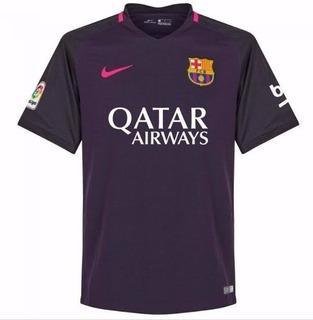 Camisa Barcelona 2017 Pronta Entrega - Uniforme 2