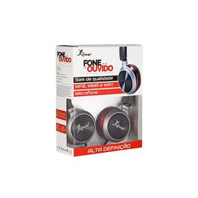 Fone Com Microfone Knup Kp-423