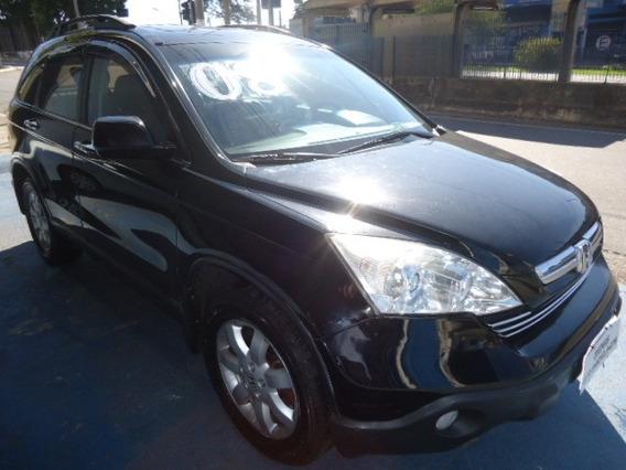 Honda Cr-v 2008 2.0 Exl 4x4