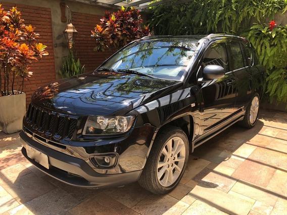 Jeep Compass 2014 Sport Blindado Baixa Km