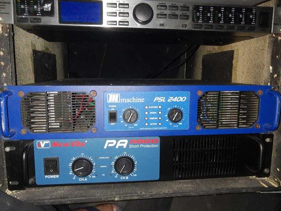 Potencia Machine Psl 2400
