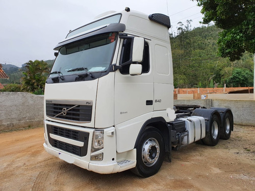Fh 540 Globetroter I-shift 6x4 Ano 2013