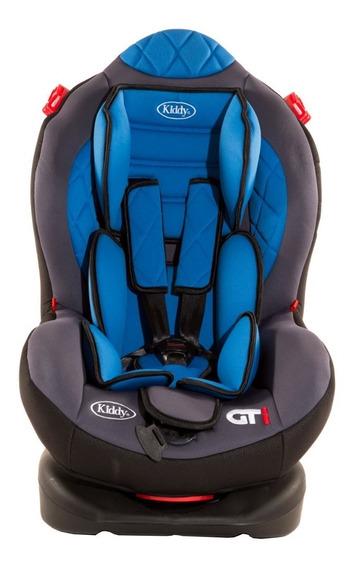 Butaca Silla Auto Infantil Bebe Homologada Kiddy Gti 2017