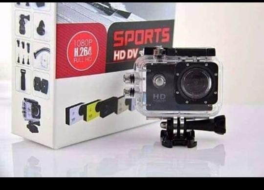 Câmera Hd 1080p Sj3m