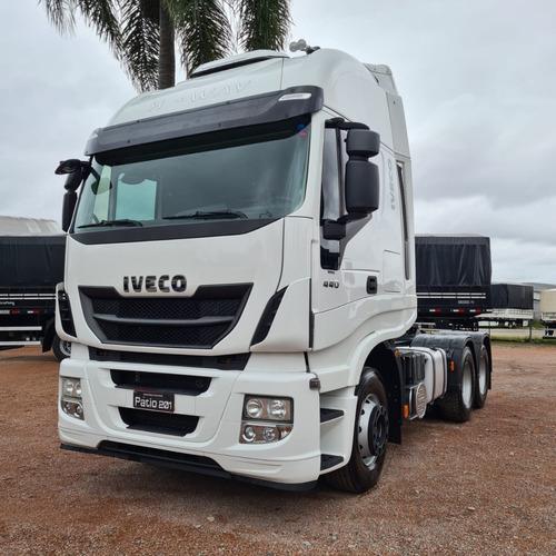 Iveco Hiway 440 Cavalo Trucado 6x2 2019 - Seminovo