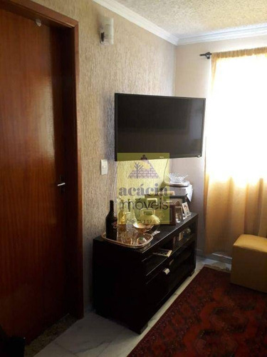 Imagem 1 de 12 de Apartamento Com 3 Dormitórios À Venda, 80 M² Por R$ 235.000,00 - Vila Portugal - São Paulo/sp - Ap3124