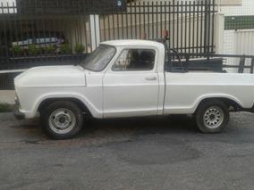 Chevrolet/gm Reboque / Guincho C 14 - Ano 1971