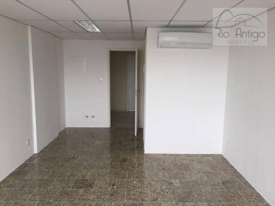 Sala Comercial - Avenida Doutor Mário Guimarães - Locação - Nova Iguaçu - Sa0244