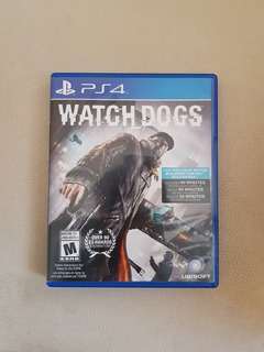 Juego Fisico Ps4 Watch Dogs