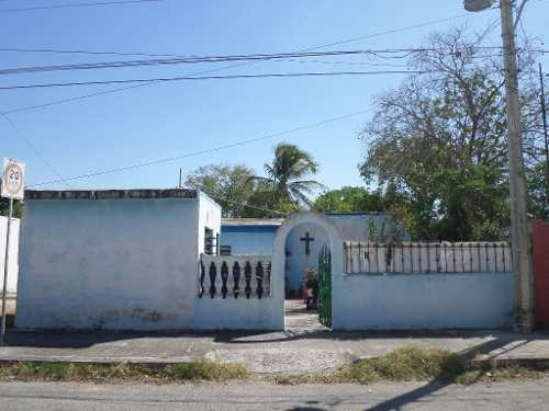 Casa En Venta Ideal Para Remodelación O Construcción De Depto. En San Juan Grande