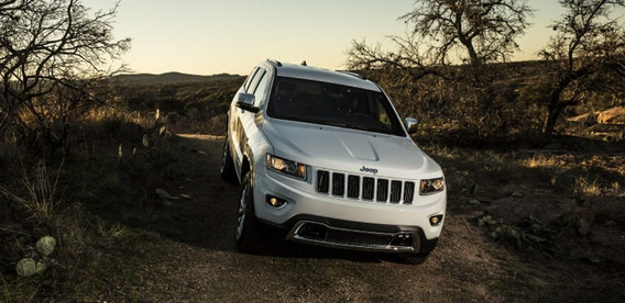 Nueva Grand Cherokee Overland 4x4 2020