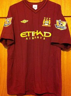 Camisa Manchester City 2012/13 Balotelli #45 Premier League