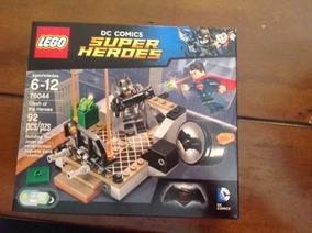 Lego Dc Batman E Superman 76044 Caixa Lacrada