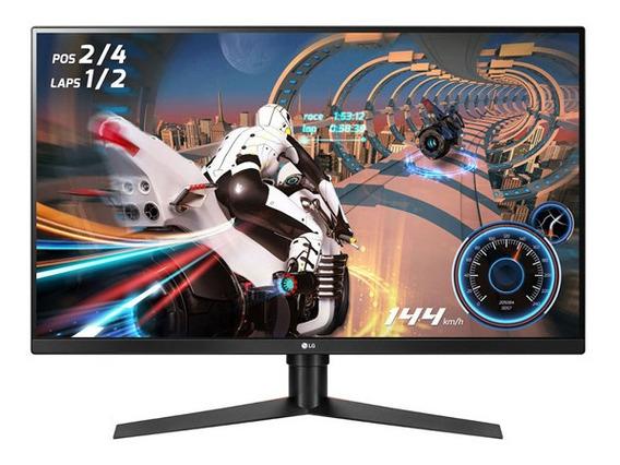 Monitor LG 32gk650f-b 31.5 Qhd Tecnología Radeon Freesync